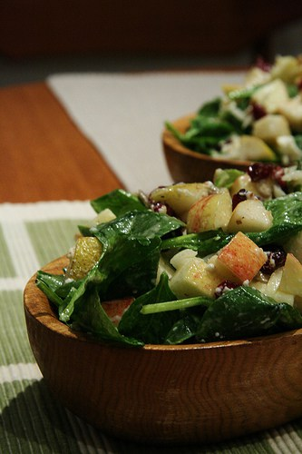Let's Do The Time Warp – That 90s Salad
