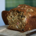 To Have or Not to Have, That is the Question – Rhubarb Loaf