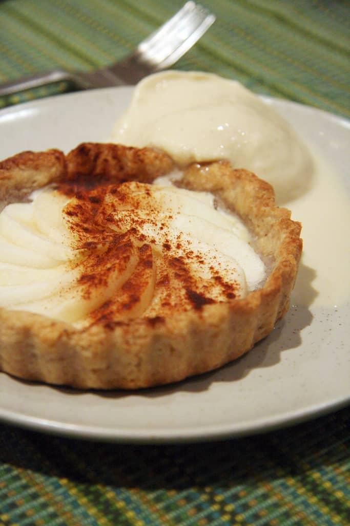 Holiday Musings – Apple Walnut Tartlets
