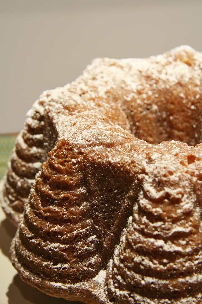 A Zesty Cake – Citrus Bundt Cake