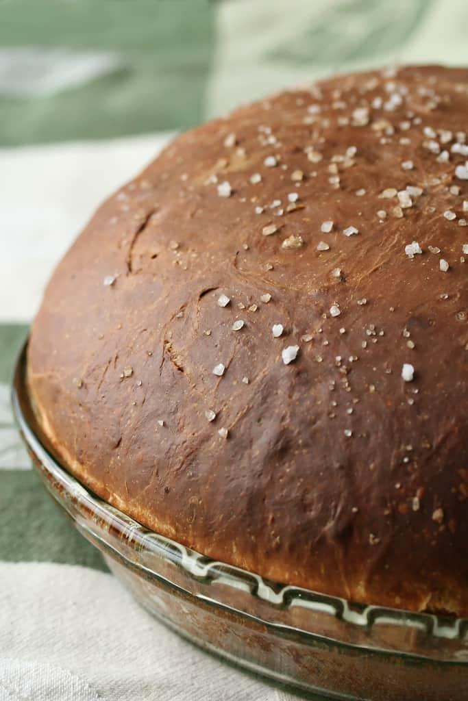 Bread Therapy, Pt 2 – Overnight Potato Herb Bread