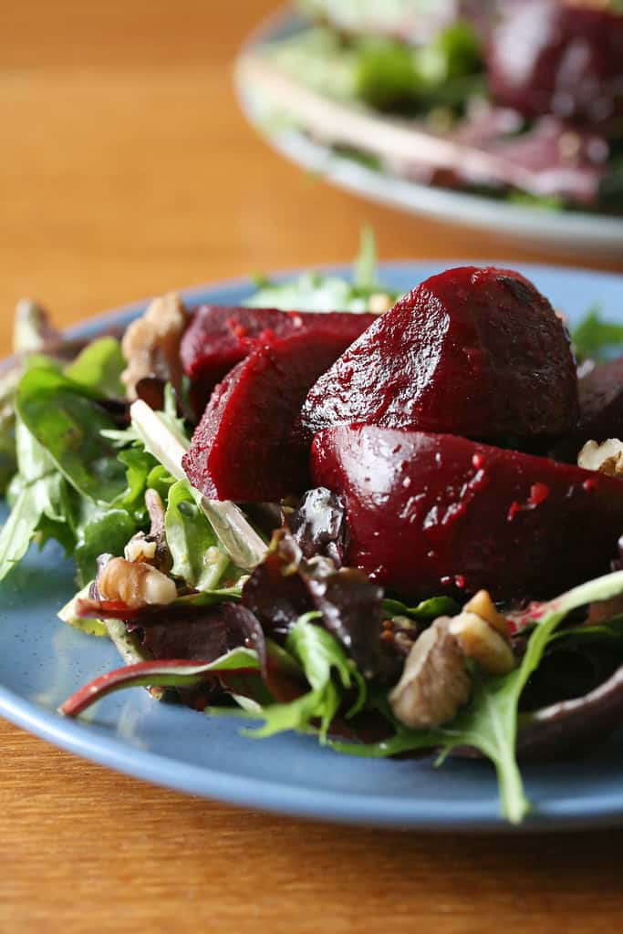 Just Beet It – Orange-Cumin Roasted Beets