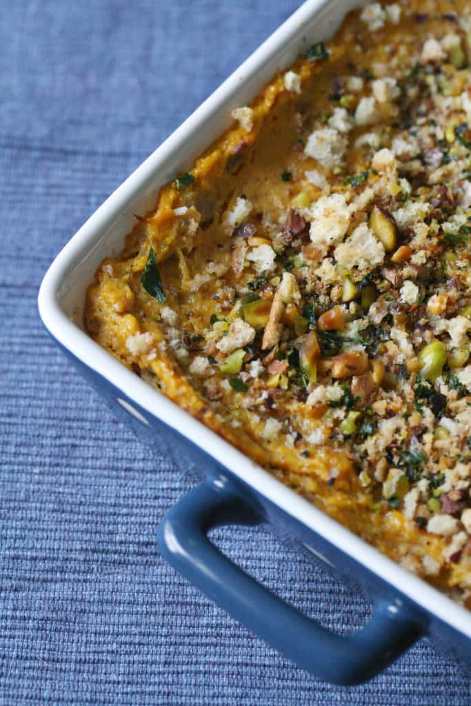 Stuck in the Middle – Butternut Squash Casserole