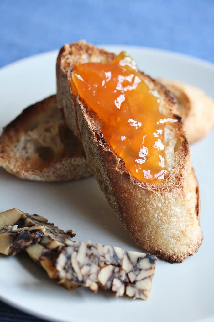 When Come Back, Bring Jam: Golden Spiced Plum Jam