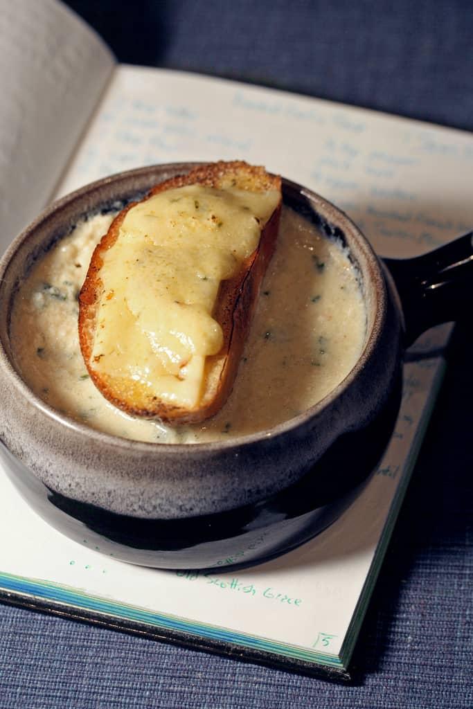 Recipe Rewind #1 – Toasted Garlic Soup (Sopa de Ajo)