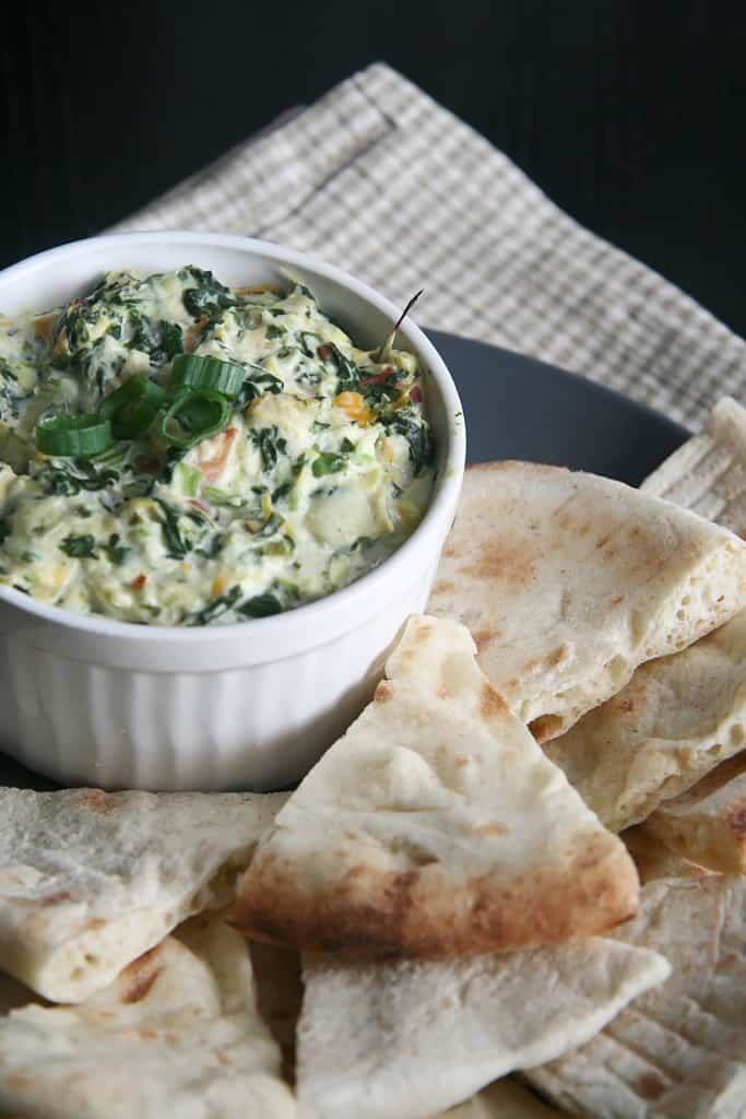 Hot Stuff: Spinach and Artichoke Dip