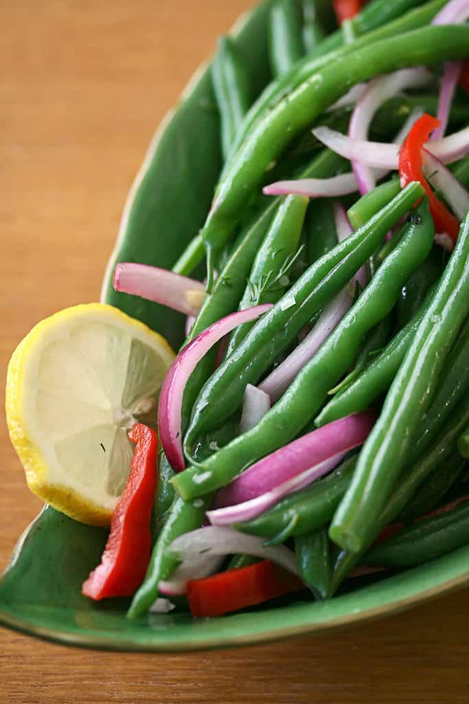 Be Prepared – Lemon-Dill Green Beans