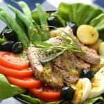Nice and Easy – Salade Nicoise