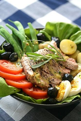 Nice and Easy – Salade Nicoise