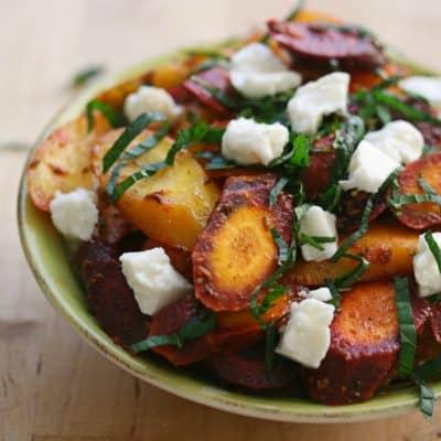 Salad Days: Moroccan-ish Carrot Salad