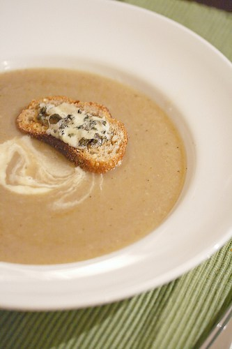 Smooth Operator – Apple-Parsnip Soup