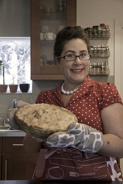 PFB Challenge #7 – All-American Apple Pie (and a video!)