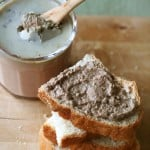 Spreading the Word – Sherried Chicken Liver Pate