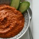 Red Pepper Walnut Paste
