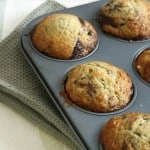 Good Mornings – Marbled Choco-Banana Muffins