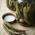 In a Pickle: Spicy Pickled Dilly Beans