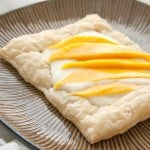 Tweet Temptations: Mango Tartlets with Coconut Cream