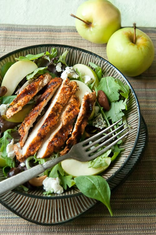 Canadian Tire Kitchen Crew Mission #1: Fall-Inspired Grilled Chicken Salad