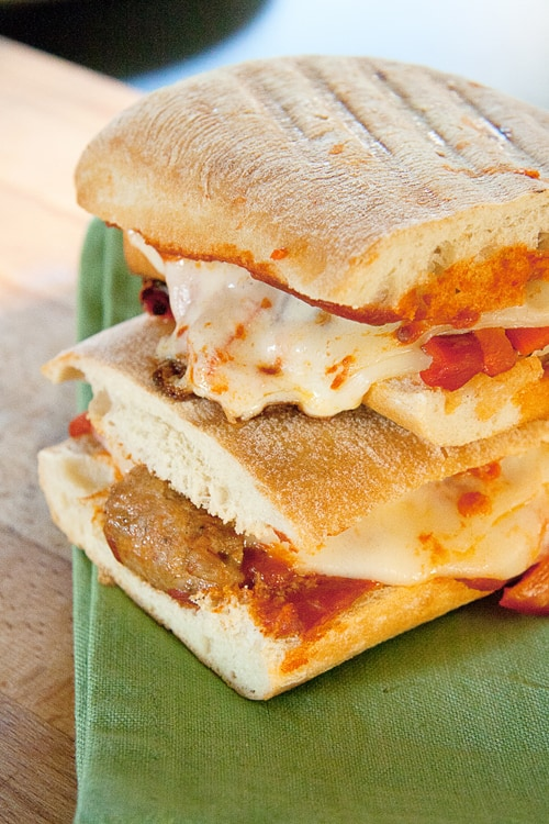 Canadian Tire Kitchen Crew Mission #1: Spicy Sausage Panini
