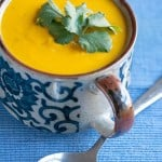 Spicy Kabocha Soup