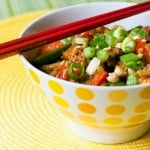Noodling Around: Spicy Peanut Noodles with Ground Beef