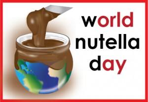 World Nutella Day Logo