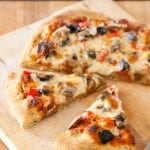 Secret Recipe Club: Spicy Pizza Dough