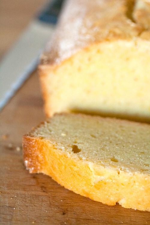 TW(kinda)D: Lemon Loaf Cake