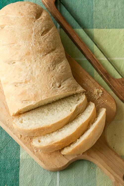 TWD: Semolina Bread