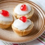 Christmas Week: Mini Bakewell Tarts