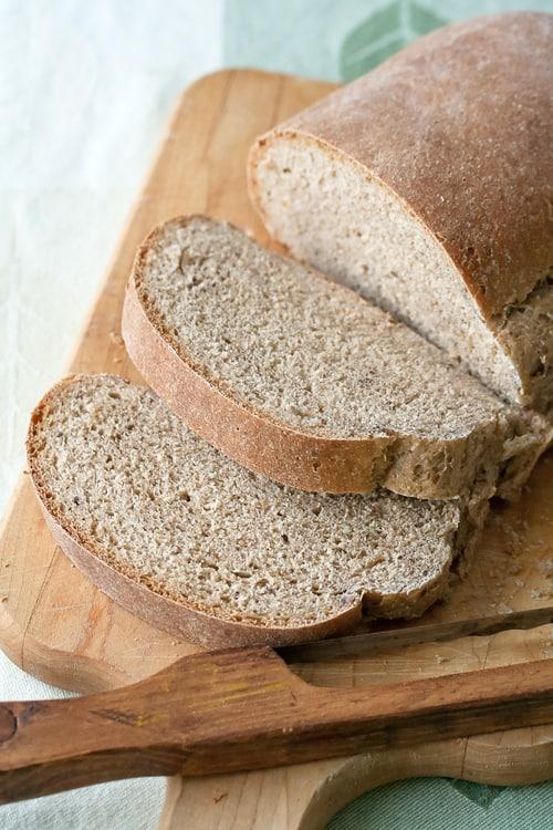Secret Recipe Club: Limpa (Swedish Rye Bread)