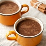 Adios Winter Blues: Mexican Hot Chocolate (Dairy-Free)