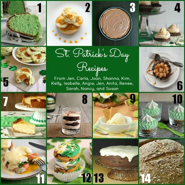 St Patrick's Day Recipe Exchange