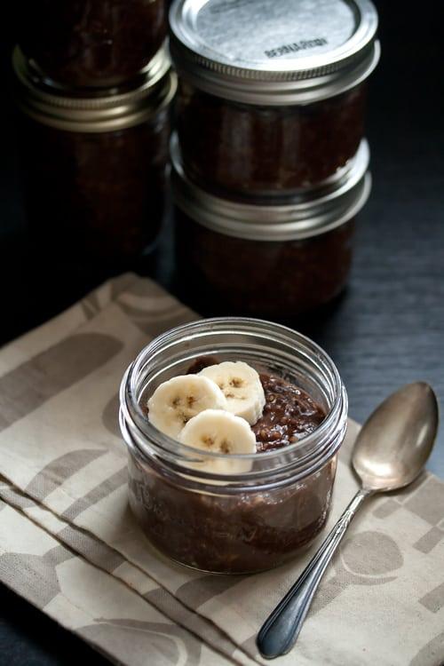 Have a Heart: Make-Ahead Chocolate Oatmeal