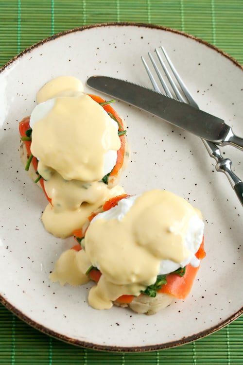 ... ': Eggs St Patrick (aka Irish Eggs Benedict) - Crumb: A Food Blog
