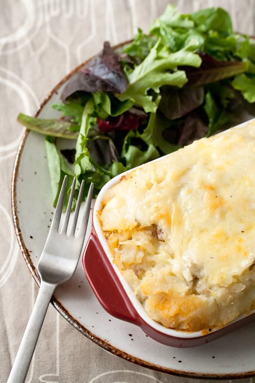 Comfort Food: Southwest Turkey Shepherd's Pie