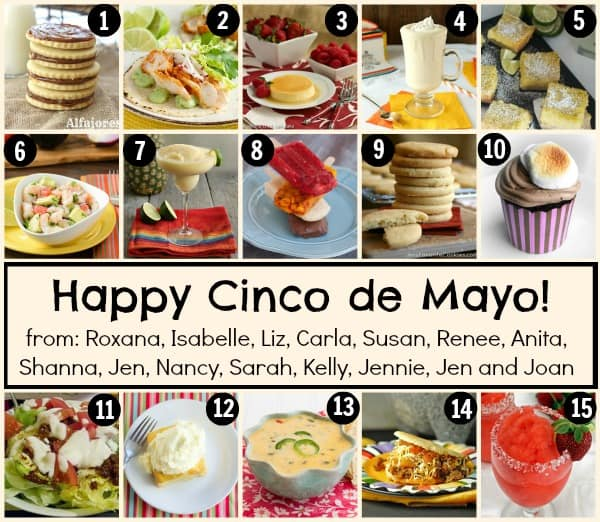 Cinco de Mayo Photo Collage