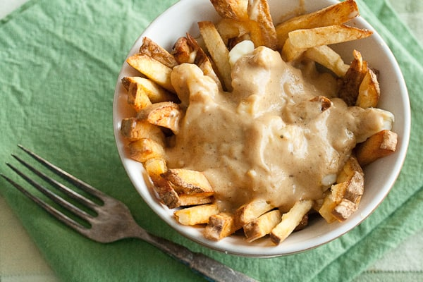 Guest Post: Maple Peanut Butter Poutine