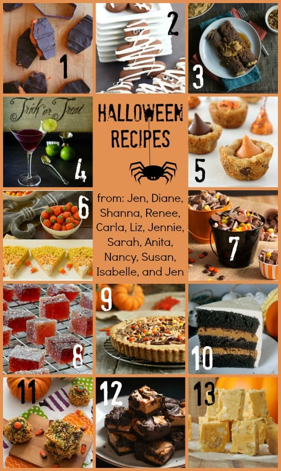 Halloween 2013 Collage