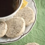 Cookie Week: Earl Grey Icebox Cookies