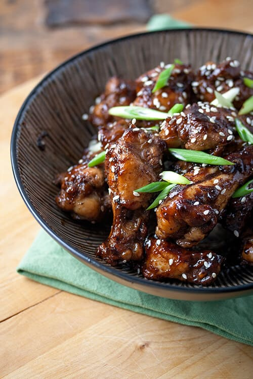 Winging It: Coca-Cola Glazed Chicken Wings