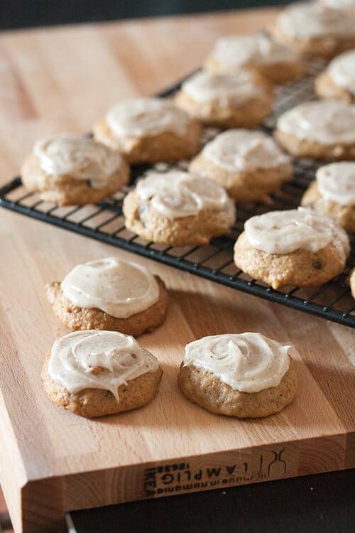 Applesauce Spice Cake Mix Cookies