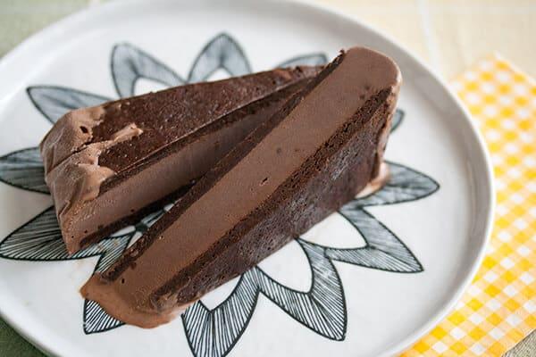Dark Chocolate Dreams Ice Cream Sandwiches