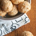 Herbed French Gougeres