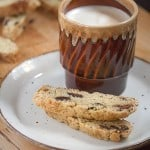 Sugar and Spice: Fig and Black Pepper Biscotti