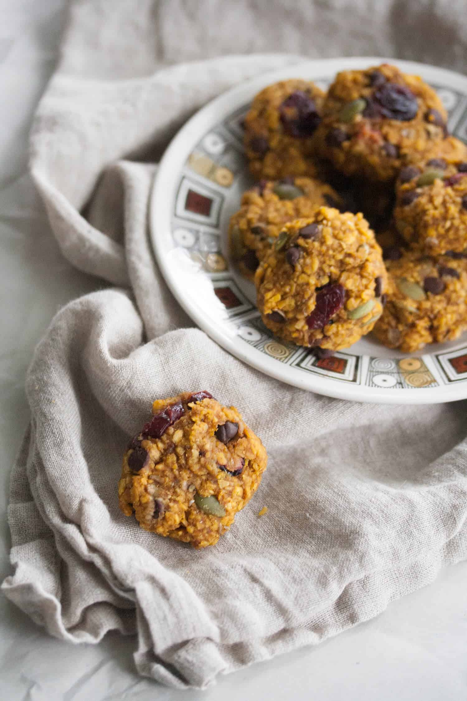 Spice Up Your Life: Pumpkin Spice Breakfast Cookies