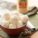 Christmas Week: Eggnog Truffles