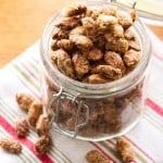 Christmas Week: Gingerbread Sugared Almonds