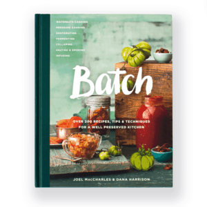 Batch Book Cover