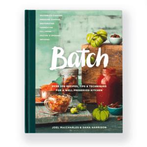 Batch Book Cover